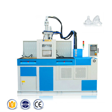 High+Efficiency+Vertical+Double+Slide+Injection+Machine