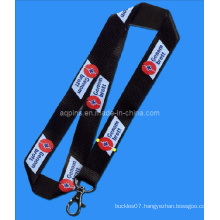 Polyester Lanyard with 3c Printing Color