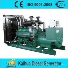 Générateur diesel refroidi à l'eau 600KW