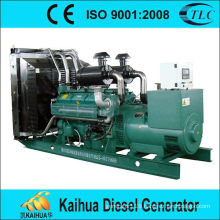 600KW water cooled diesel generator
