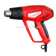 Doble manija 2000w poder pintura quitar pistola de encogimiento herramientas de soldadura Portable eléctrica pistola de aire caliente GW8252