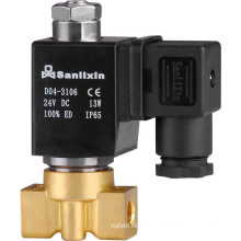 Direct Acting Normally Closed Solenoid Valve
