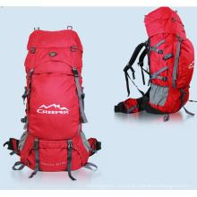 Sac de camping 90L, sac à dos extérieur, équipement de randonnée