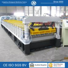 Профилегибочная машина для производства кровельных рулонов с сертификатом ISO