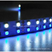 SMD 5060+1210 RGB+W Flexibler Streifen-120 LEDs/M 2700k