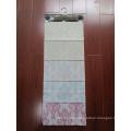Горячая распродажа полиэстер льняные окна жаккардовые ткани