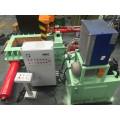 Prensa automática de balas de metal de aluminio, cobre, hierro, acero