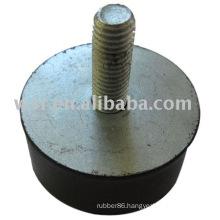 Custom molded auto rubber buffer