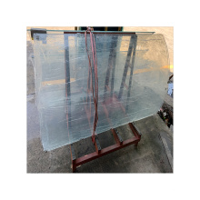 Hot sale 6mm 8mm 10mm 12mm Clear Curved Tempered Glass for Aquarium