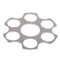 Китайцев новых продуктов поставщик OEM штемпелюя нержавеющую сталь прямоугольные шайбы