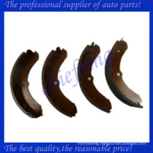 k2255 0449460020 0449460021 04494-60020 04494-60021 for TOYOTA BANDEIRANTE LAND CRUISER car brake shoes