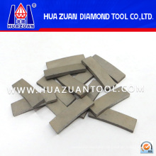 Sintered Different Types Diamond Segments for Stone Cutting (HZ398)