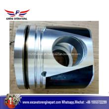 Pistão 612600030010 das peças de motor da construção de Weichai