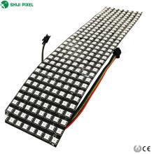 Exposição flexível do painel 16x16 da matriz do diodo emissor de luz P10 da cor completa do pixel de APA102C