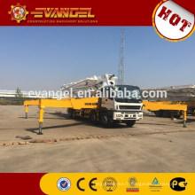 Camion de pompe concrète de vente chaude de 47M / pompe concrète