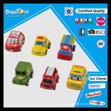 Fashion small toys for kids pull back race cars
