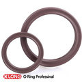 NBR / Nitril 80 Duro X / Quad Ring für Rotationsanwendung