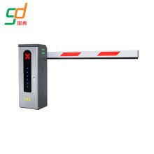 Top for Automatic Car Parking Barrier High Speed Traffic Barrier Gate for Highway Use supply to Poland Manufacturer