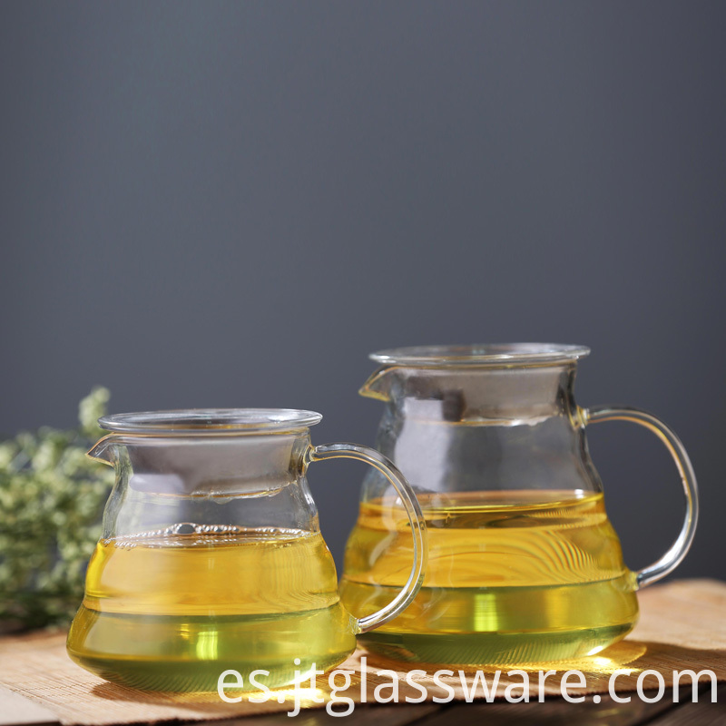 glass teapots with infusers