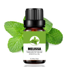 100% pure natural Melissa officinalis essential oil
