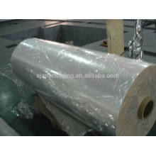 3micron ultra thin mylar polyester soft clear plastic film in china