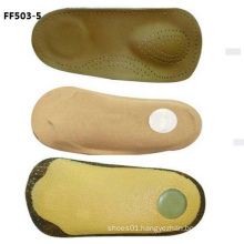 New Design Breathable Stick Multifunctional Leather Insole (FF503-5)