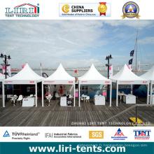 Imperméabilisez la tente 5X5m de pagoda UV pour des parties de Weding
