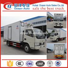 4 Tons DFAC congelador congelador caminhão congelador preço