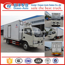 4 Tons DFAC грузовик холодильник холодильник цена