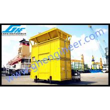 fertilizers application bagging machine