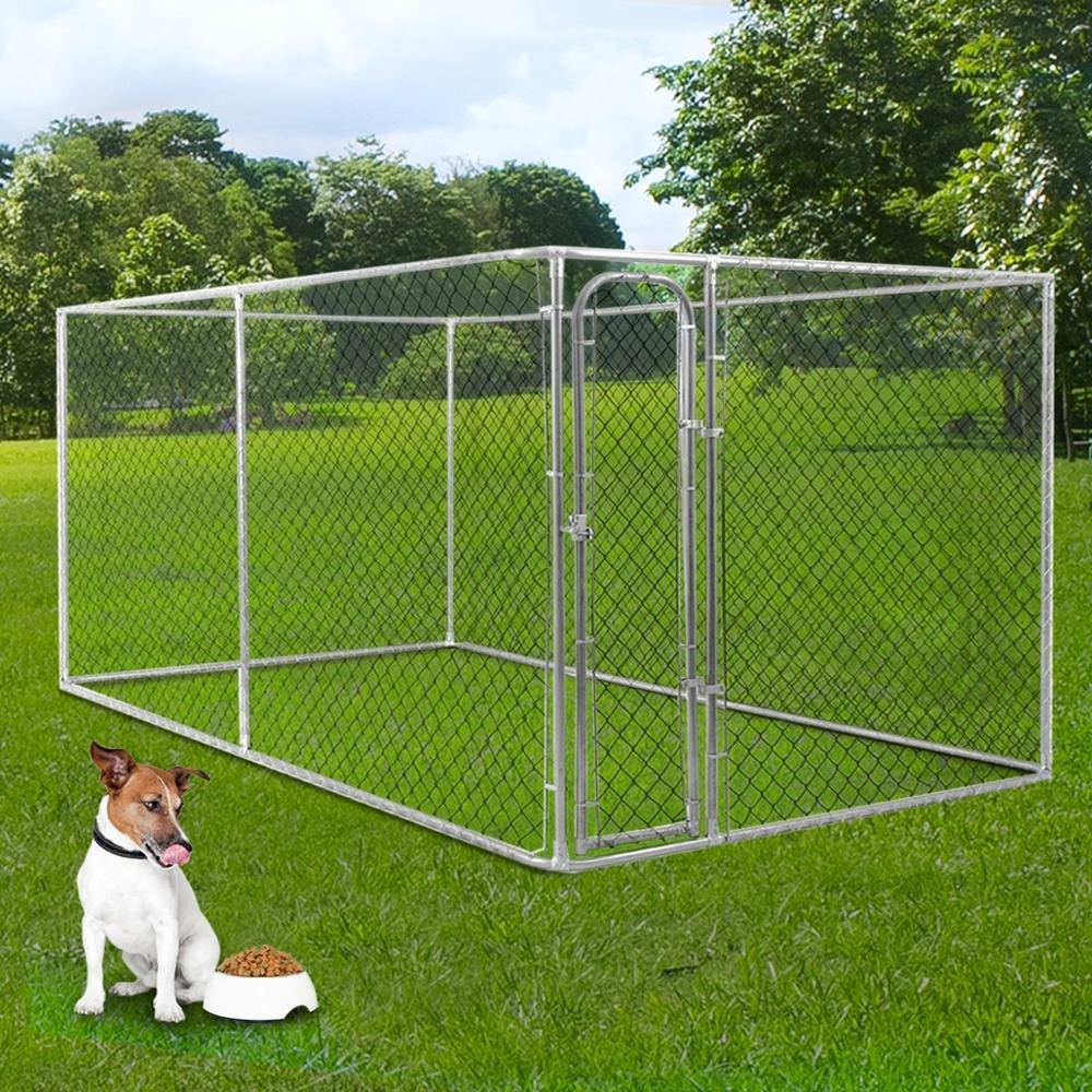 Chain Link Mesh Dog Cages