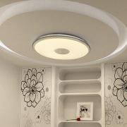 LED の天井ランプ、リモート制御、256LEDs、3000-5500 K、50 w