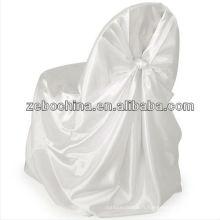 Conception à la mode, fabrication directe, housses de chaises personnalisées pour mariages