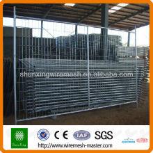 Verzinkter temporärer Zaun (Hersteller)