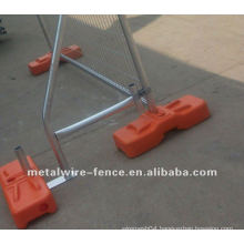 Manufacture supply temporary fence feet