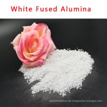 Weißes geschmolzenes Aluminiumoxid, das als Schleifmittel oder Feuerfest verwendet wird