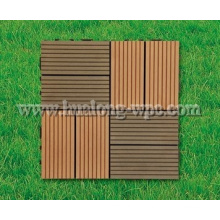 DIY Decking Wood Plastic Composite Decking for Outdoor