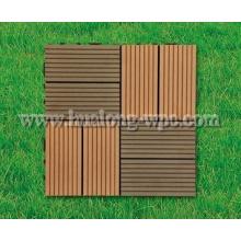 Поделки настил деревянный пластичный составной decking для напольного
