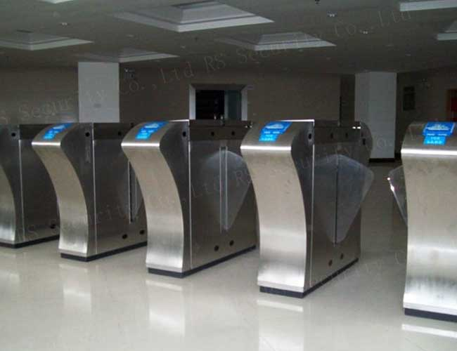 Stainless Steel Turnstile Gate