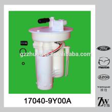 Filtres à huile et de carburant pour automobiles, Filtre à carburant en carburant pour voiture VQ30 Teana 17040-9Y00A