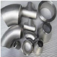Acoplamiento de tubería / accesorios de tubería de acero / accesorios de tubería galvanizados (fundición de precisión)