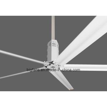 Hvls elétrico alimentado ventilador Industrial 7,4 m (24,3 FT)