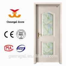 Puerta de acero de la sala de estilo de efecto de mármol clásico europeo