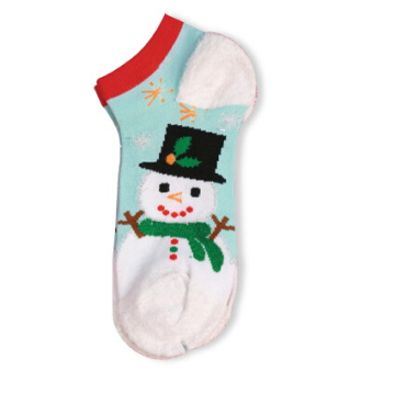 Snowman Socks Wholesale Lady Socks