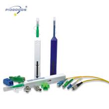 Caneta de limpeza de fibra óptica de um clique PGCLEP