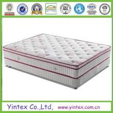 Mattress Top Memory Foam Pocket Spring Bed Mattress