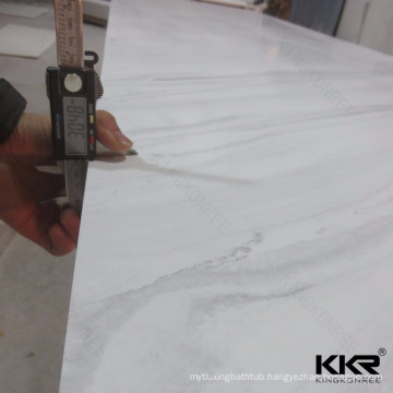 marble patterned unsaturated polyester resin marble stone