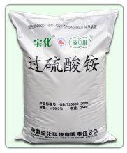 Ammonium Persulphate Oxidation