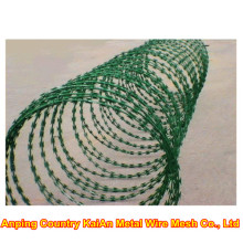 Razor Barbed Wire / Razor Barbed Wire / Galvanized Razor Wire / PVC recubierto de alambre de afeitar / alambre de púas ---- 30 años de fábrica