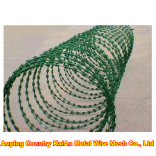 Razor Barbed Wire / Razor Barbed Wire / Galvanized Razor Wire / PVC coated razor wire / barbed wire ---- 30 years factory
